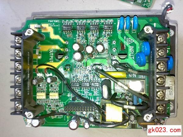 变频器实用电路图集
